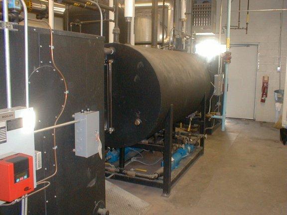 Boiler Water Treatment ~ Steam boiler make up